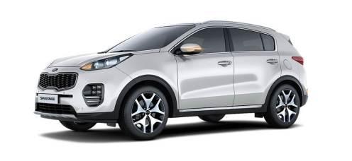 Korean Motor Spares Midrand KIA Sportage Model